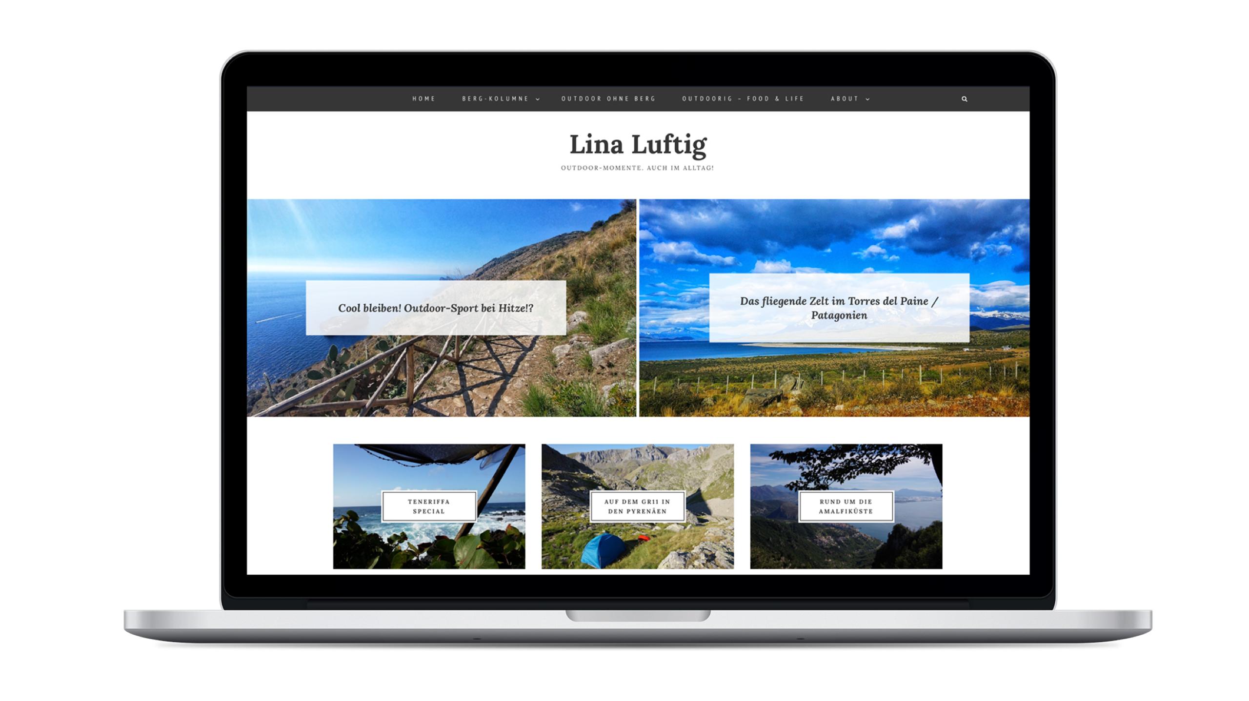 Lina Luftig - Konzept / Text / Blog