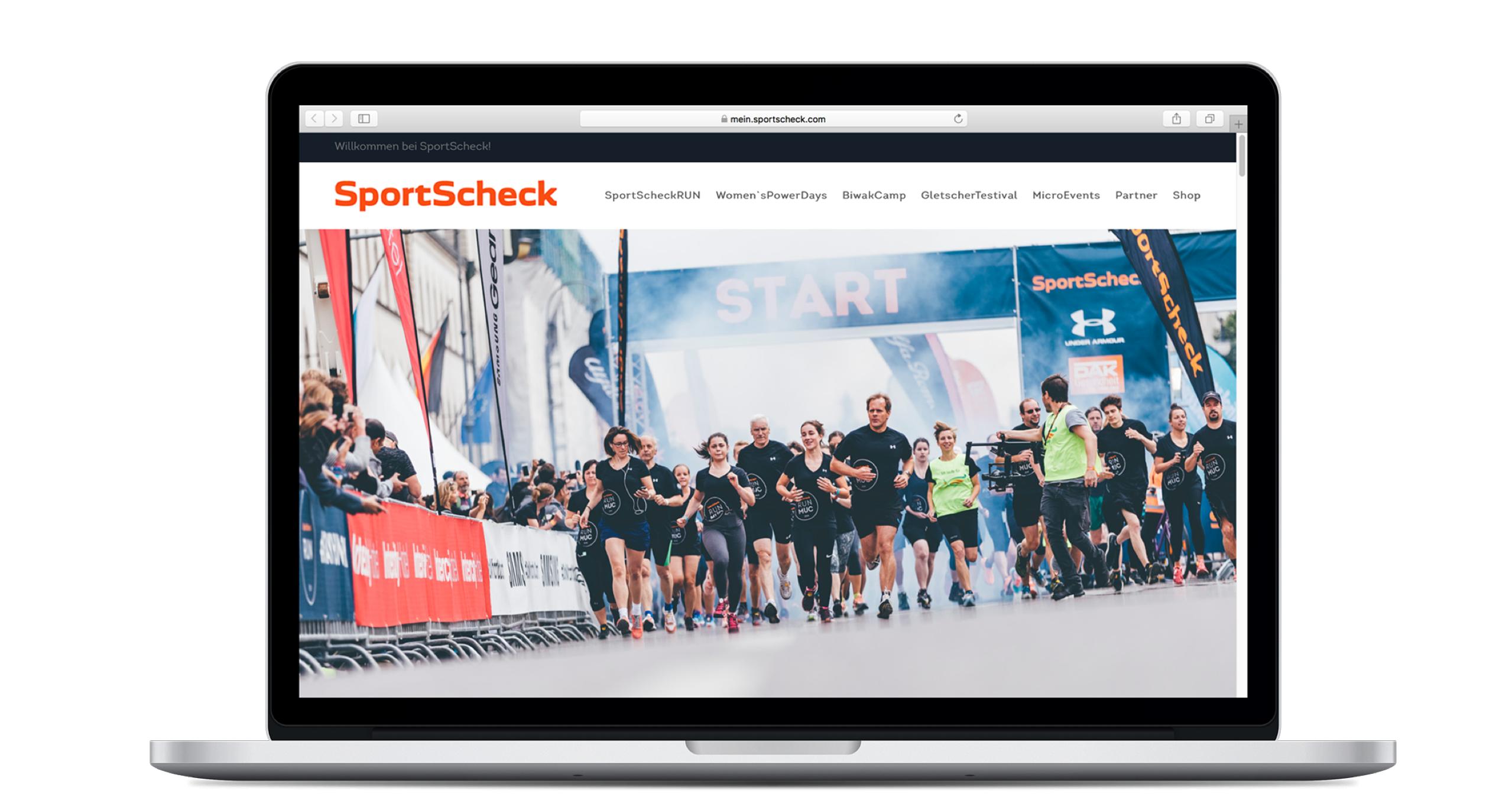 SportScheck - Social Media / PR / Newslettermarketing - SportScheck
