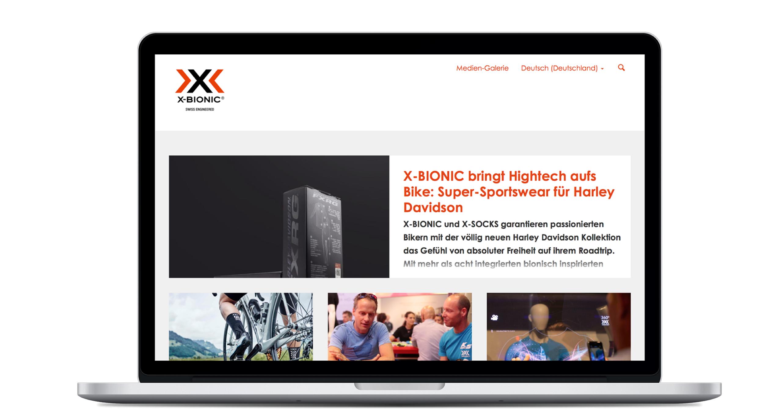 X-BIONIC - Online-PR